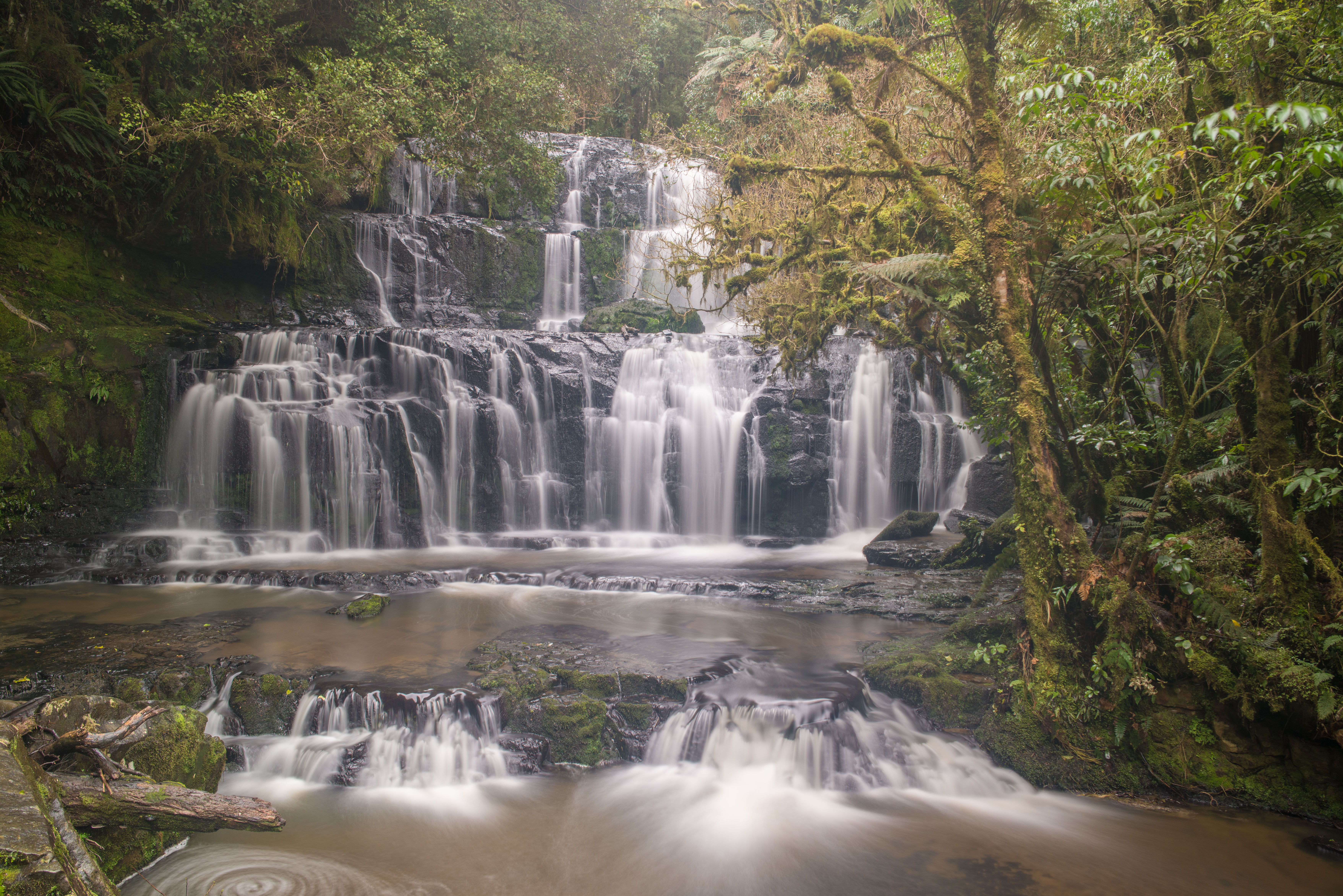 Purakaunui Falls The Catlins Sam Deuchrass 18 3 6045