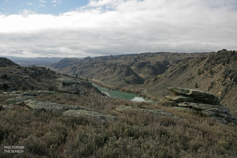 Clutha River Alexandra Phil Turner Website Version