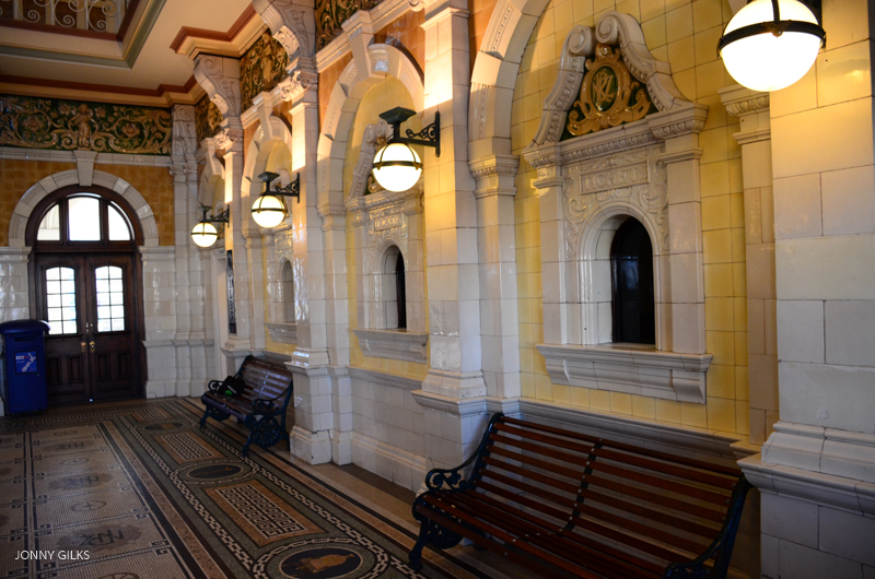 Dunedin Railway Station Jonny Gilks Website Version 8242