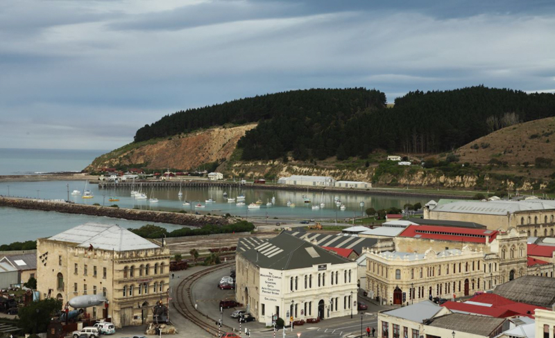 Oamaru Harbour Website Version 1