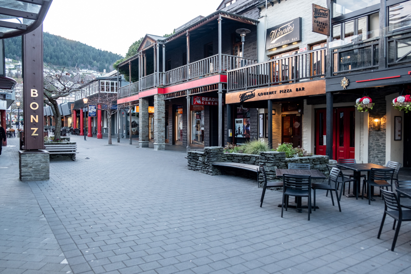 Queenstown Town Centre WV 1150