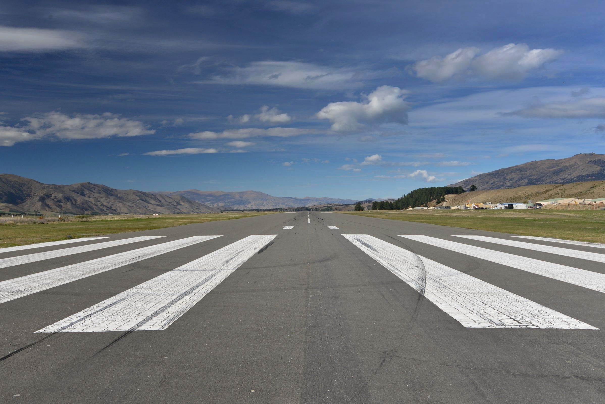 Wanaka Airport Cam Wood 5838