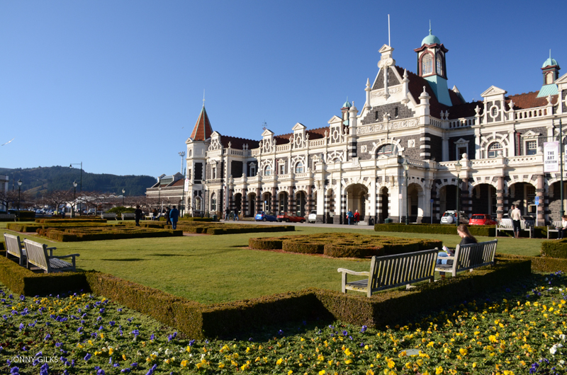 Dunedin Railway Station Jonny Gilks Website Version 8219