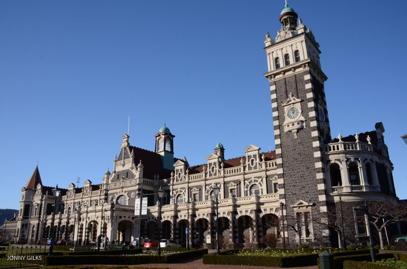 Dunedin Railway Station Jonny Gilks Website Version 8213