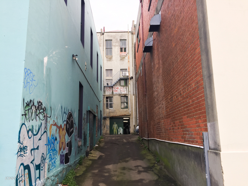 Dunedin Alleys Jonny Gilks Website Version 1 v2