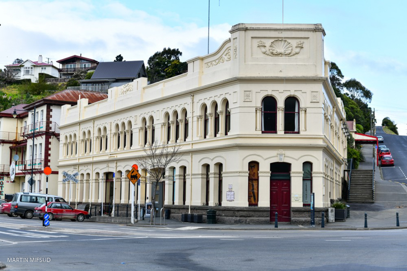 Dunedin City Martin Mifsud Website Version 3