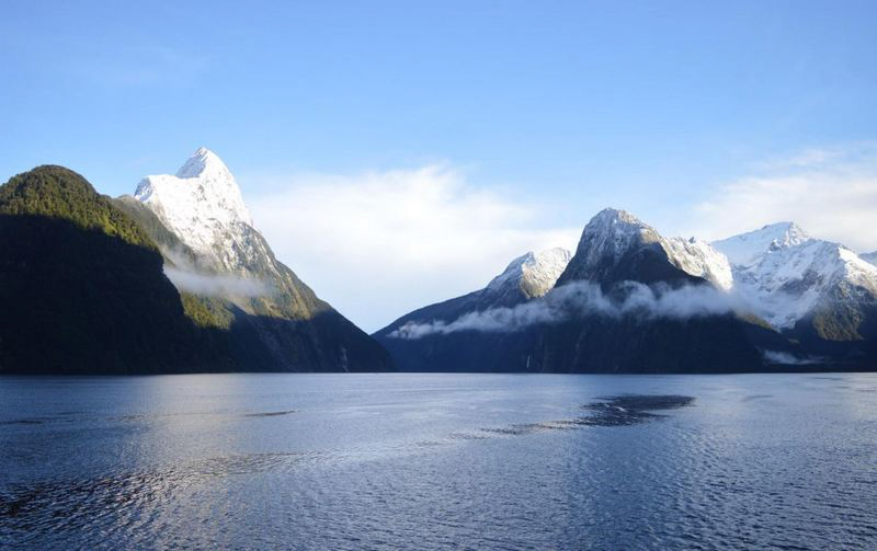 Milford Sound Website Version 3