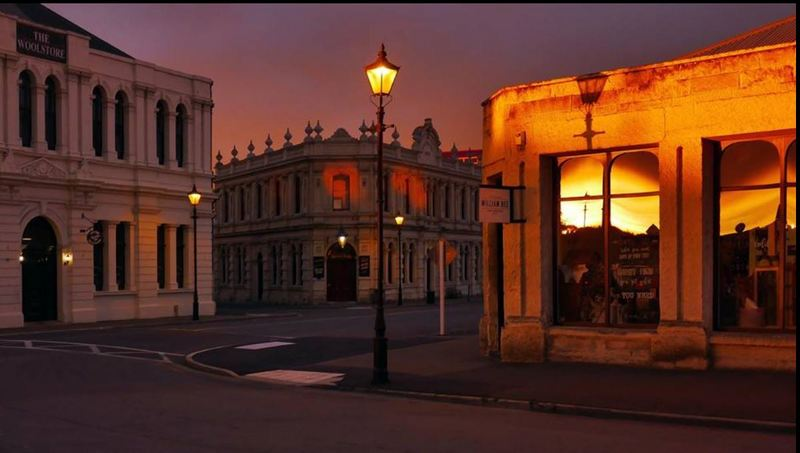 Sunset Victorian Precinct