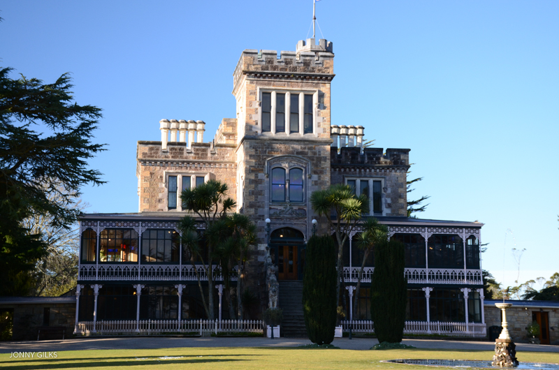 Larnach Castle Jonny Gilks Website Version 2