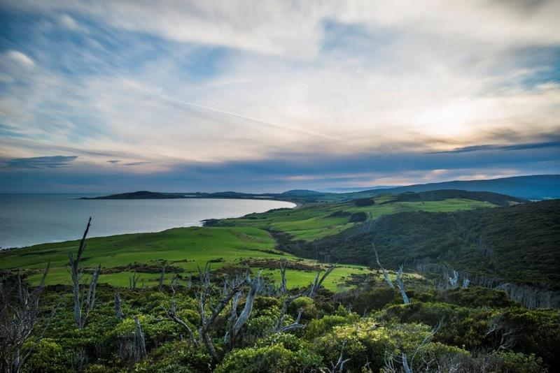 Look out over Colac Bay Western Southland Sam Deuchrass 17 7 16415 No Credit